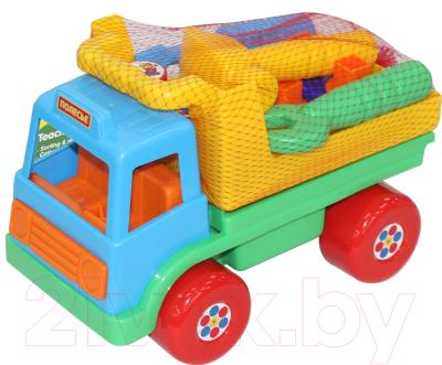 <b>Полесье Техпомощь</b> / 5991 (в коробке) <b>Автомобиль</b> игрушечный ...