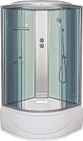 Душевая кабина Saniteco SN-F409-100-WC -