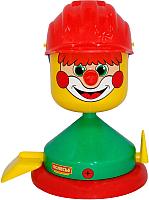 Набор игрушек для песочницы Полесье Строитель / 48455 -