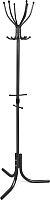 Вешалка для одежды Ника Комфорт / ВК6 (черный) -