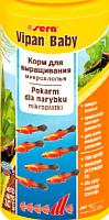 Корм для рыб Sera Vipan Baby 00730 -