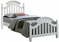 Односпальная кровать Signal Lizbona 90x200 (белый) -