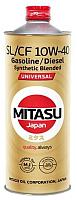 Моторное масло Mitasu Universal SL/CF 10W40 / MJ-125-1 (1л) -