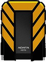 Внешний жесткий диск A-data DashDrive Durable HD710 Pro 1TB Yellow (AHD710P-1TU31-CYL) -