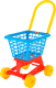 Детская тележка Полесье Supermarket №1 / 61980 -