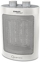 Тепловентилятор Scarlett SC-FH53K12 (белый) -