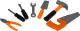 Набор инструментов игрушечный Полесье №7 / 53701 (7эл) -