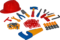 Набор инструментов игрушечный Полесье №8 / 53718 (74эл) -