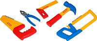 Набор инструментов игрушечный Полесье №11 / 53763 (5эл) -