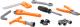 Набор инструментов игрушечный Полесье №12 / 59277 (17эл) -