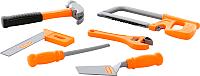 Набор инструментов игрушечный Полесье №13 / 59284 (6эл) -