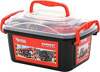 Набор инструментов игрушечный Полесье Mammoet с автомобилем-эвакуатором / 57136 (36эл) -