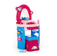 Туалетный столик игрушечный Полесье Салон красоты Диана №3 / 44679 -