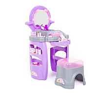 Туалетный столик игрушечный Полесье Салон красоты Диана №4 / 43146 -