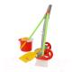 Набор хозяйственный игрушечный Полесье Чистюля-мини / 42910 (в коробке) -