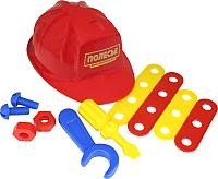 Набор инструментов игрушечный Полесье Механик / 43160 (в сеточке) -