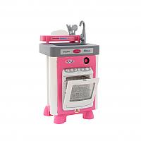 Посудомоечная машина игрушечная Полесье Carmen №1 с посудомоечной машиной / 57891 (в коробке) -