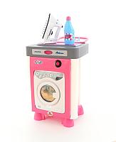 Комплект бытовой техники игрушечный Полесье Carmen №2 со стиральной машиной / 47939 (в пакете) -