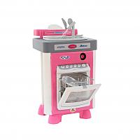 Комплект бытовой техники игрушечный Полесье Carmen №3 с посудомоечной машиной и мойкой / 57914 (в коробке) -