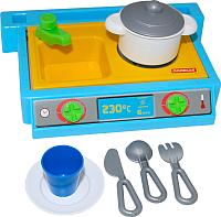 Кухонная плита игрушечная Полесье Natali №2 / 43405 -