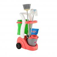 Набор хозяйственный игрушечный Полесье Помощница / 53602 (в коробке) -