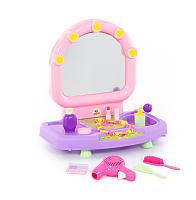 Туалетный столик игрушечный Полесье Салон красоты Милена / 58805 (в коробке) -