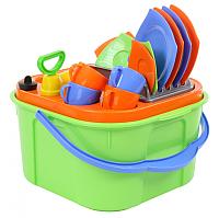 Посудомоечная машина игрушечная Полесье Мини-посудомойка / 42002 -