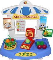 Магазин игрушечный Полесье Супермаркет Алеся / 53411 (в пакете) -