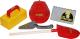 Набор инструментов игрушечный Полесье Набор каменщика Construct №4 / 50526 -