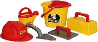 Набор инструментов игрушечный Полесье Набор каменщика Construct №5 / 50199 -