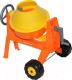 Бетономешалка игрушечная Полесье Бетономешалка-мини / 56542 (в сеточке) -