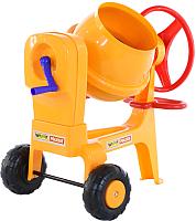Бетономешалка игрушечная Полесье Бетономешалка №1 / 38005 -