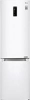 Холодильник с морозильником LG GA-B499TVKZ -