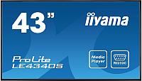 Информационная панель Iiyama ProLite LE4340S-B1 -
