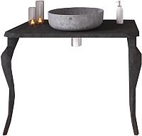 Мебель для ванной BetON CF-409 (140x50, графит) -