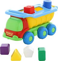 Развивающая игрушка Полесье Самосвал логический Кеша / 46529 -
