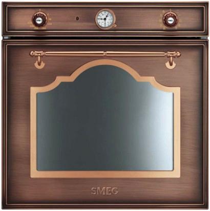Купить Электрический духовой шкаф Smeg, SF750RA, Италия