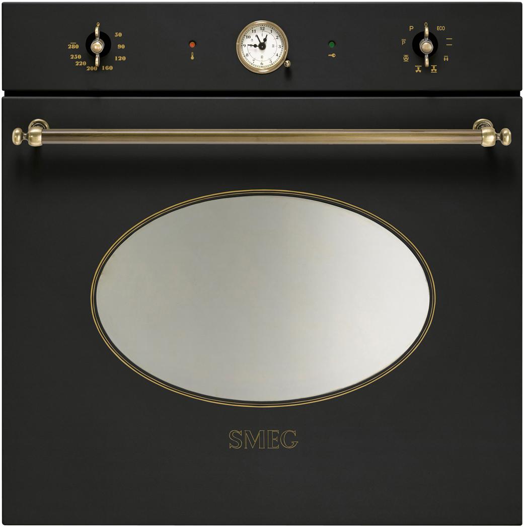Купить Электрический духовой шкаф Smeg, SFP805AO, Италия
