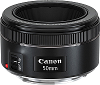 Стандартный объектив Canon EF 50mm f/1.8 STM -