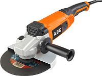 Профессиональная угловая шлифмашина AEG Powertools WS 22-180 E (4935431690) -