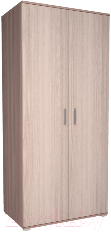 Купить Шкаф Интерлиния, Аризона (ясень шимо светлый/шимо темный), Беларусь