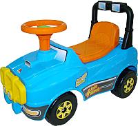 Каталка детская Полесье Джип / 62840 (голубой) -