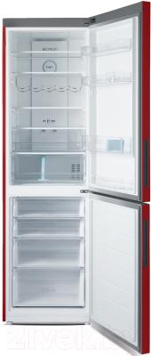 Холодильник с морозильником Haier C2F636CRRG