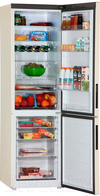 Холодильник с морозильником Haier C2F637CCG