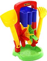 Набор игрушек для песочницы Полесье №413 / 38357 -