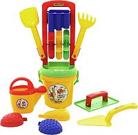 Набор игрушек для песочницы Полесье №457 / 42224 -