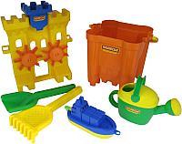Набор игрушек для песочницы Полесье №472 / 45164 -
