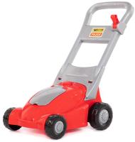 Газонокосилка игрушечная Полесье Газонокосилка №2 / 41593 (красный) -