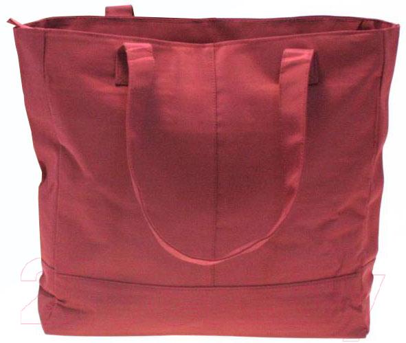 Купить Сумка Bellugio, FF-205 (бордовый), Китай, текстиль