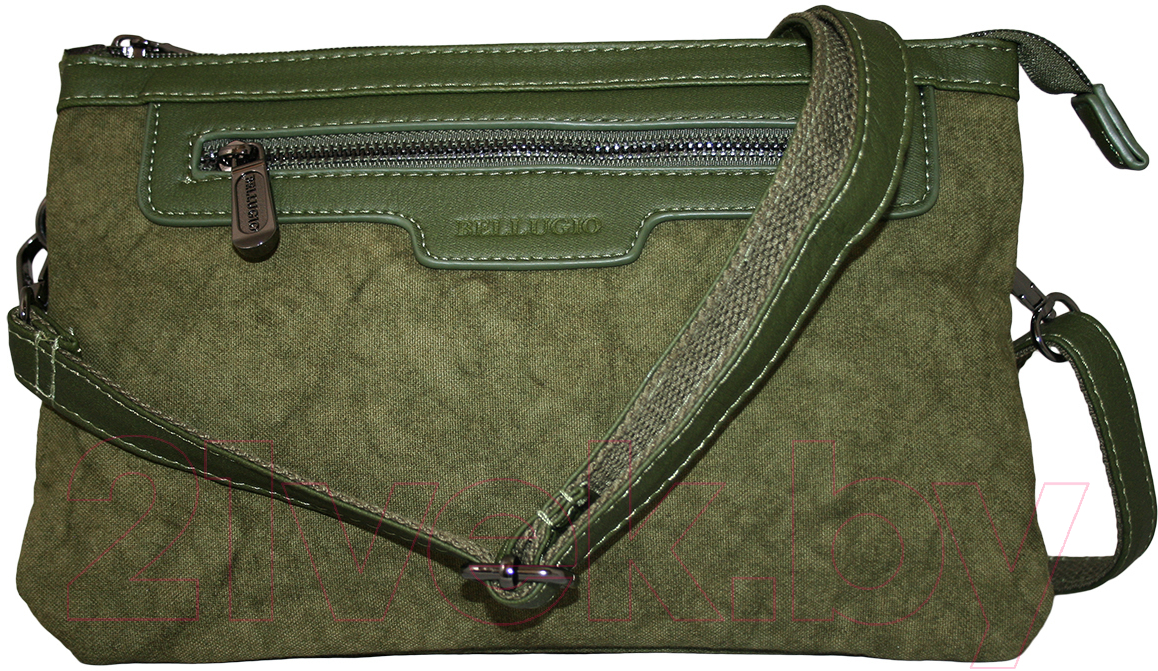 Купить Сумка Bellugio, NC-5083 (зеленый), Китай, текстиль